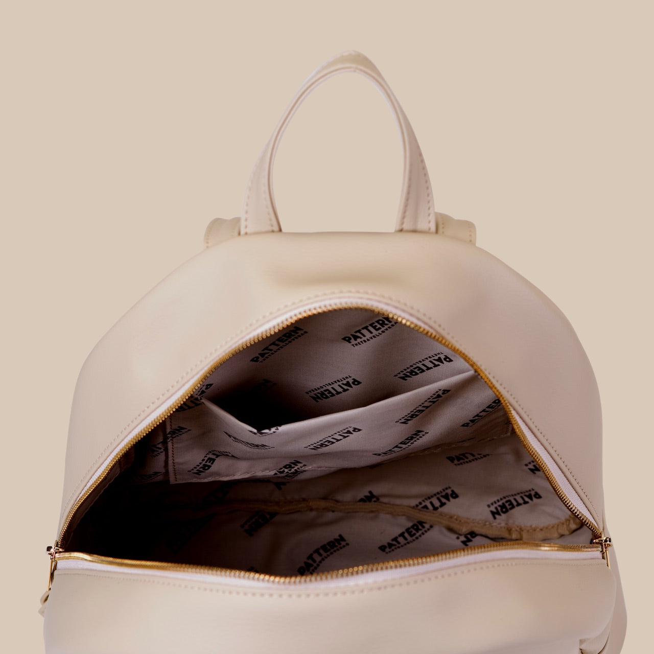 Backpack Bassotto ivory