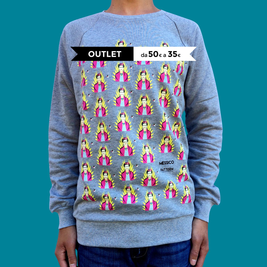 Sweatshirt Man Messico