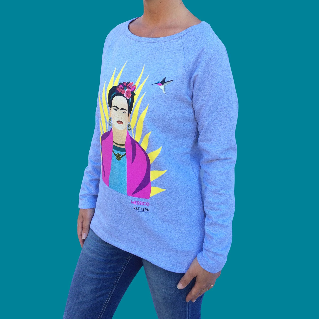 Sweatshirt Woman Messico