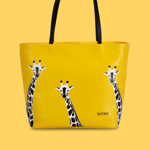 Shopper Africa Yellow