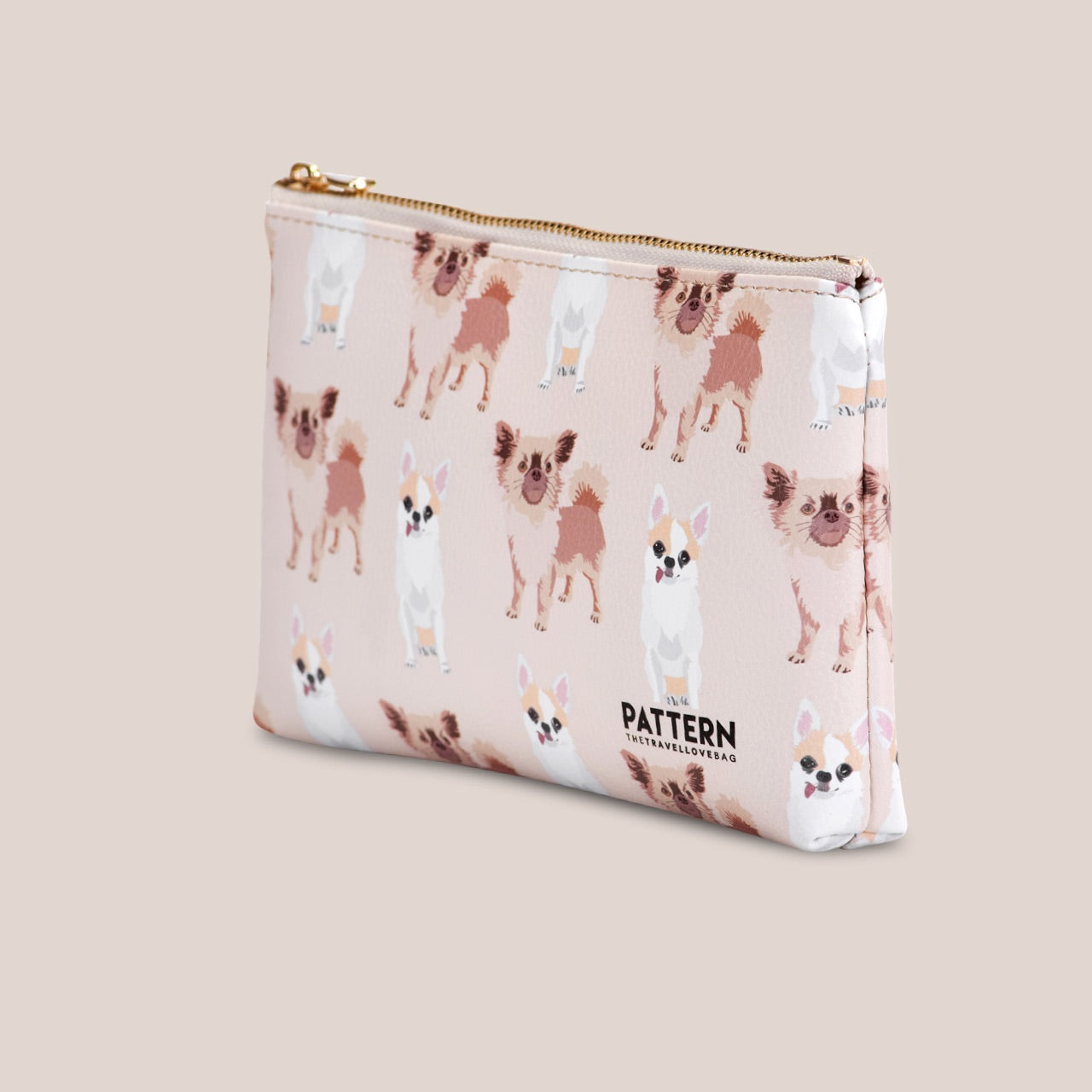 Pocket case Chihuahua by Giulia Valentina Collection