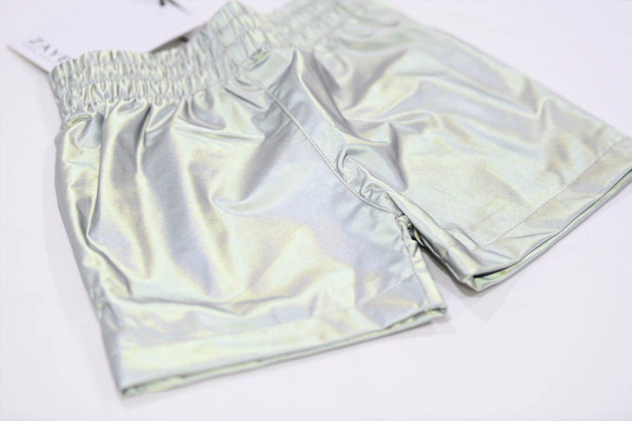 ''HI-VIS KID'' REFLECTIVE SHORTS - ZAYBAC KIDS