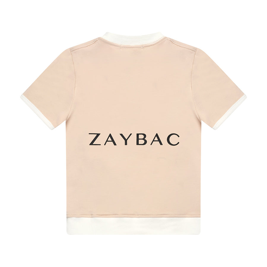 SAMPLE ''ESSENTIALS'' TEE - ZAYBAC KIDS