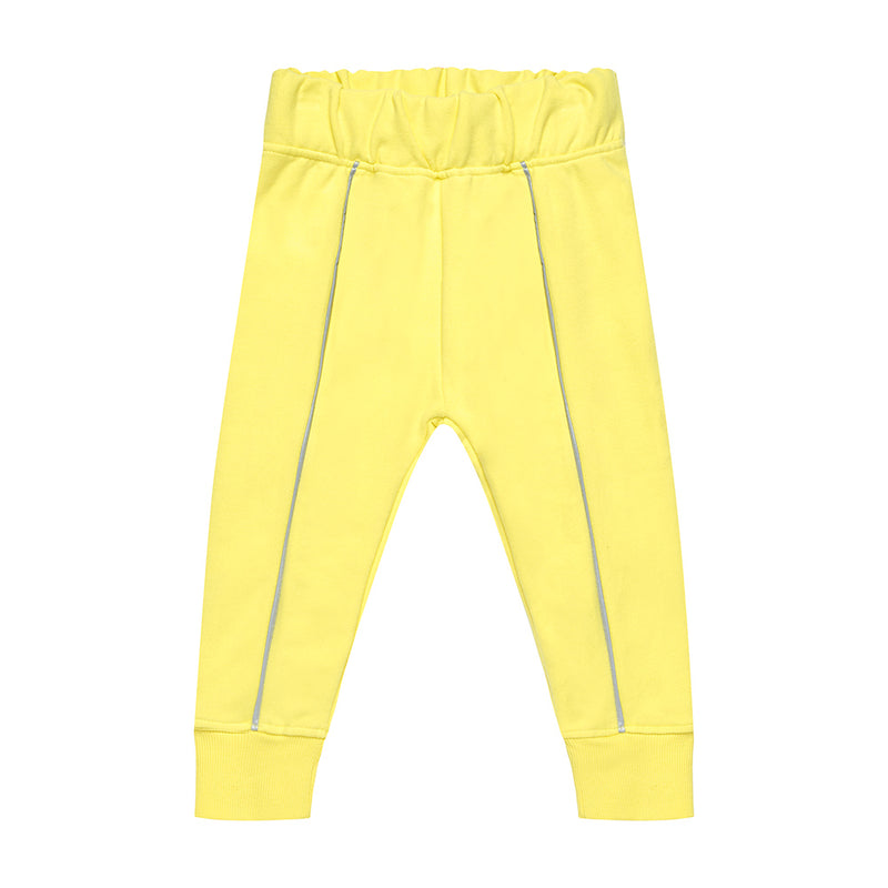 ''LIGHTNING'' SWEATPANTS BLAZIN YELLOW - ZAYBAC KIDS