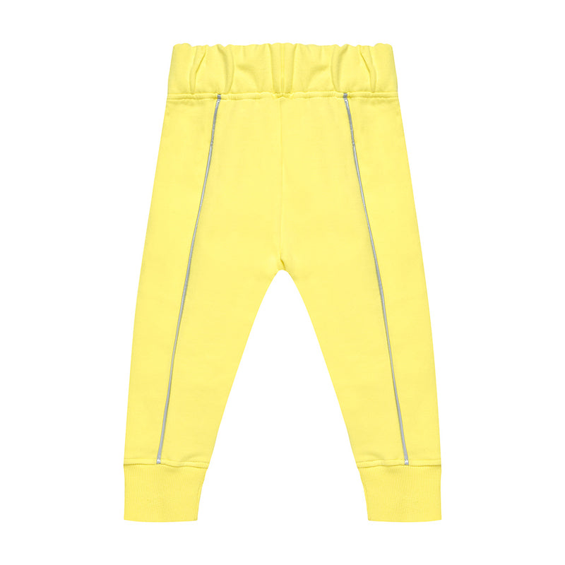 SAMPLE ''LIGHTNING'' SWEATPANTS BLAZIN YELLOW