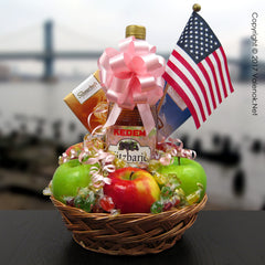 Fruit & Chocolate – Classic Gift Basket
