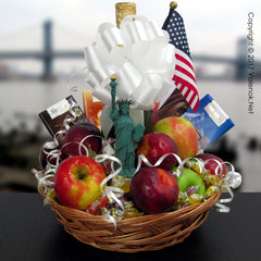 Fruit & Chocolate – Deluxe Gift Basket