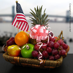 Patriotic Fruit Masterpiece