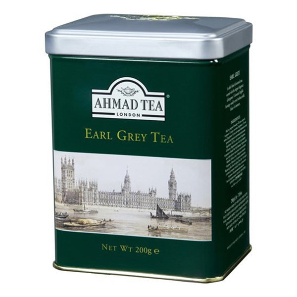 Ahmad Earl Grey Tea, 7 oz (200g)