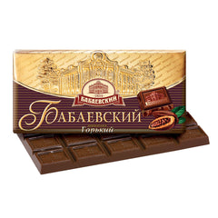 Babayevsky Bitter Chocolate, 3.52 oz (100 g)