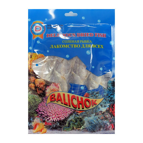 "Delicious Dried Fish ""Balichok,"" 3.5 oz (100g)"
