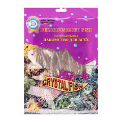 "Delicious Dried Fish ""Crystal Fish,"" 3.5 oz (100g)"