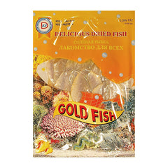 "Delicious Dried Fish ""Gold Fish,"" 3.5 oz (100g)"