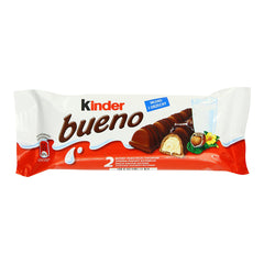 "Kinder ""Bueno"" Chocolate, 1.5 oz (43g)"