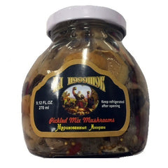 Marinated Mix Mushrooms, 9.12 fl oz (270ml)
