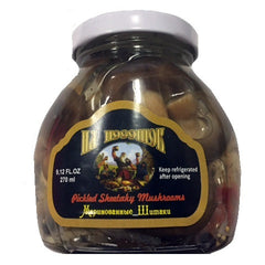 Marinated Brine Shiitake Mushrooms, 9.12 fl oz (270ml)