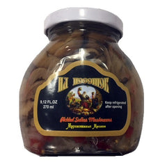 Marinated Maslyata (Suillus Granulatus) Mushrooms, 9.12 fl oz (270ml)