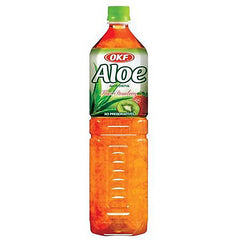 OKF Kiwi-Strawberry Aloe Drink, 16.9 fl oz (500ml)