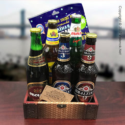 "Russian Beer of the Month Club ""PIVASIK"""