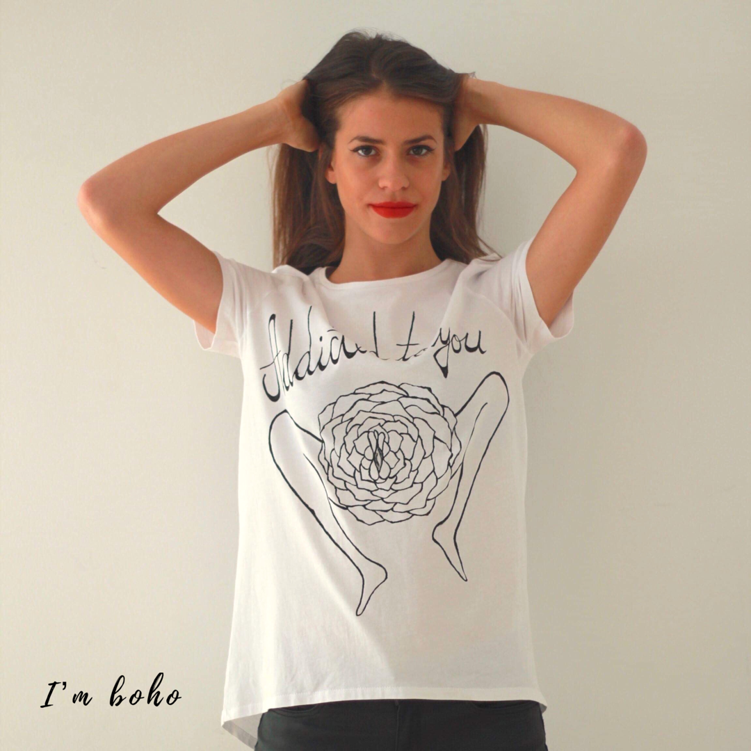 Addicted to You - I'm boho T-shirt