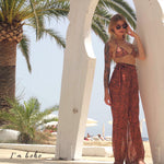 I'm Boho Beach Trousers