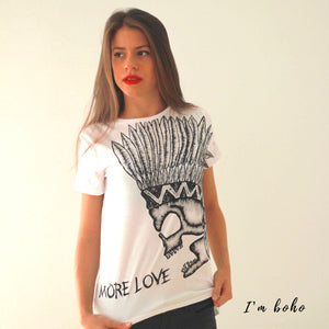 More Love - T-shirt