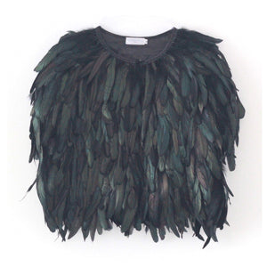 Feather Jacket