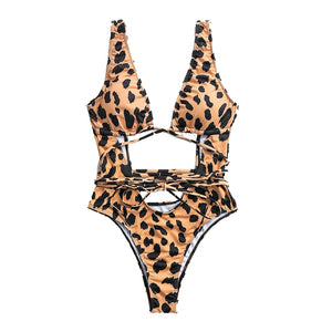 Monokini, Animal Print, Summer , Ibiza