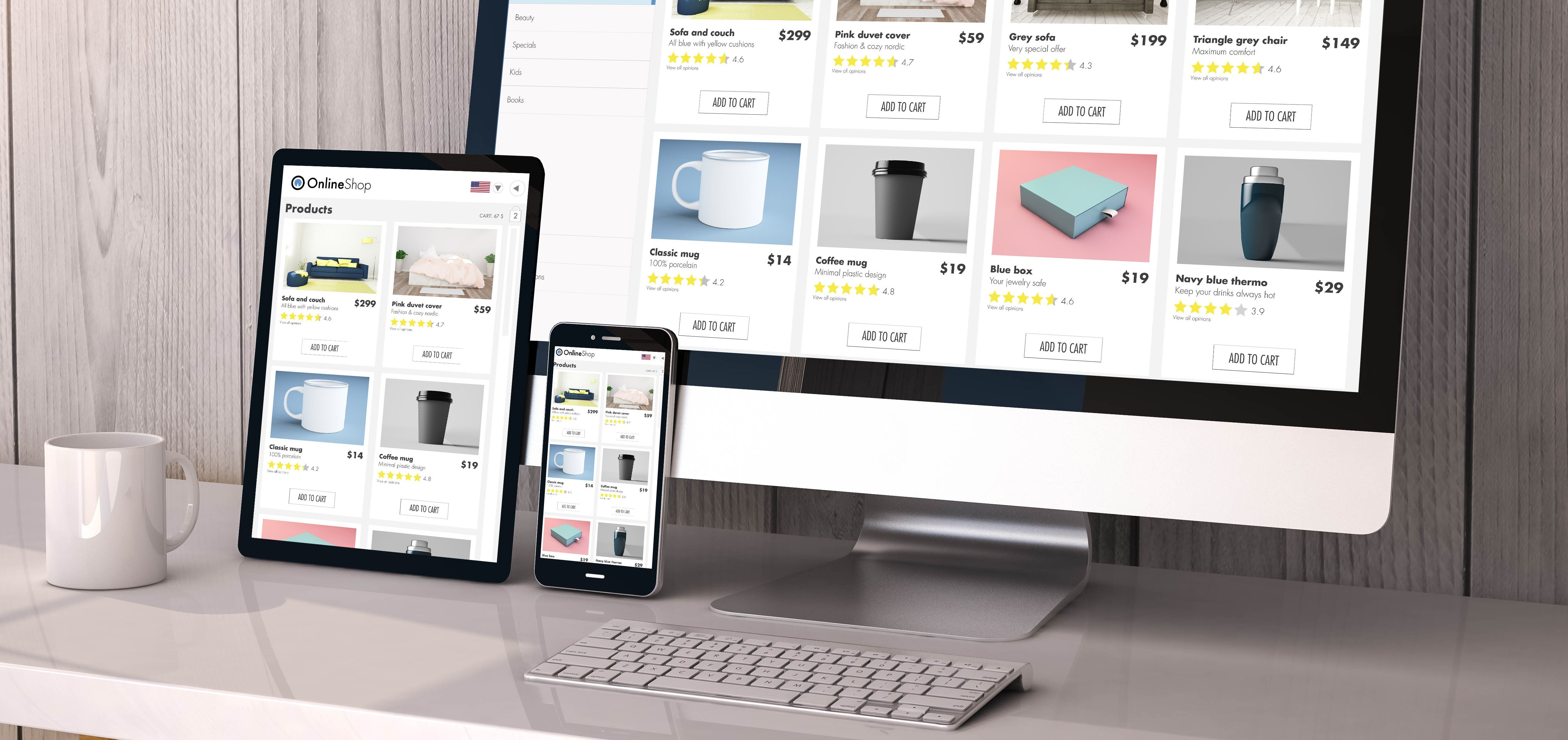 Ecommerce technical support