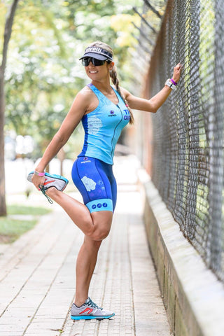 BLUE LEI Tri Short: | BLUE LEI Short de Triatlón
