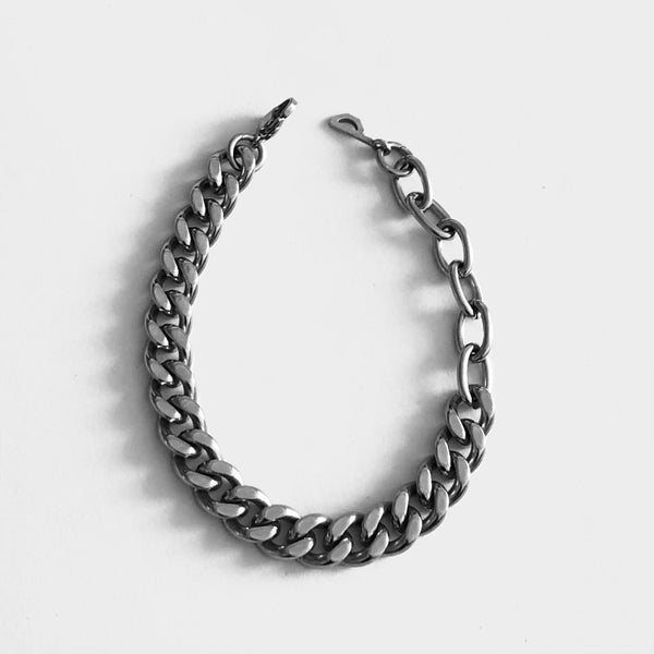 The Cable Chain Bracelet