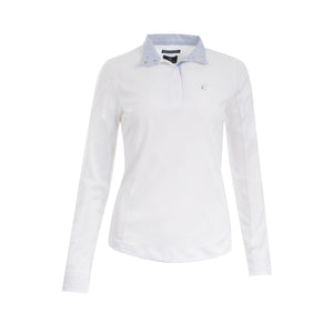 Horze Crescendo Blaire Show Shirt Long Sleeve