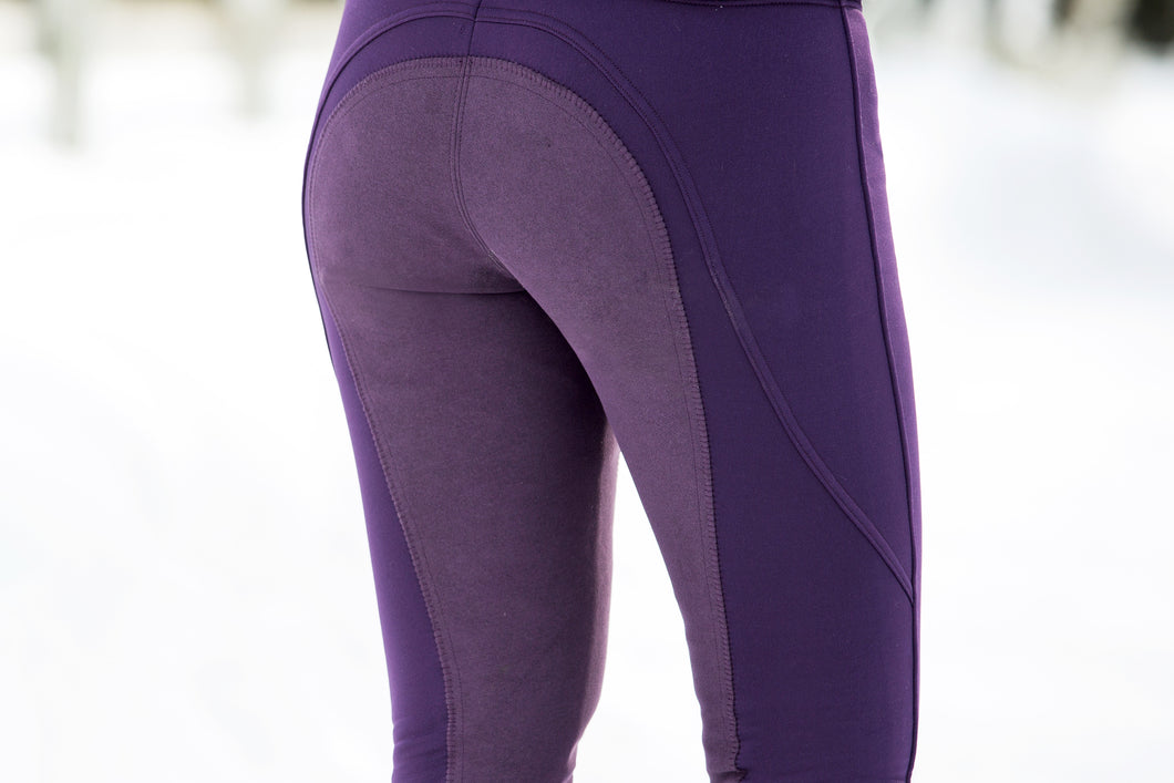 Horze Active Women's Full-Seat Winter Tights  SALE