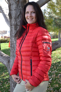 Whinny Packable Light Down Jacket