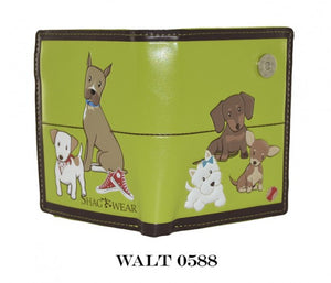 Puppy Time Wallet