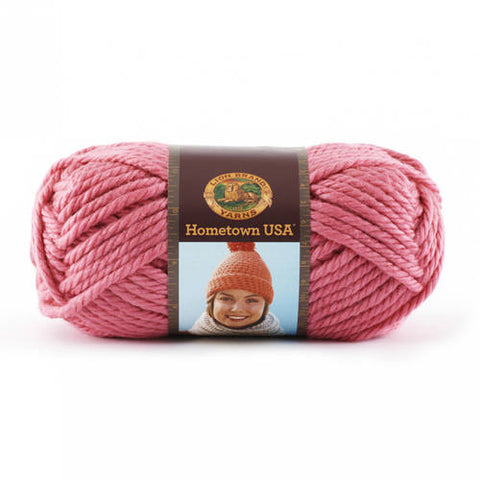 Lion Brand Yarn Hometown USA Acrylic Yarn