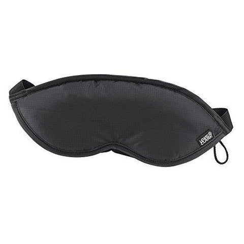 Lewis N. Clark Comfort Eye Mask With Adjustable Straps Blocks Out All Light