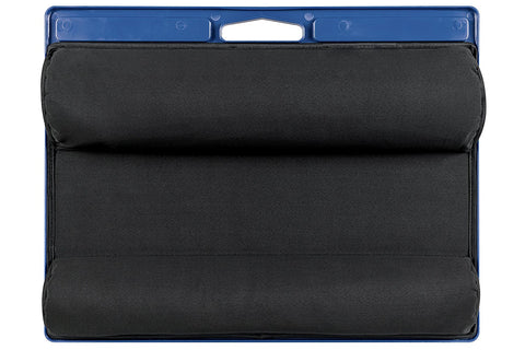 LapGear Clipboard Lap Desk, Blue (Fits up to 17.3