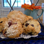 Scones by the Dozen