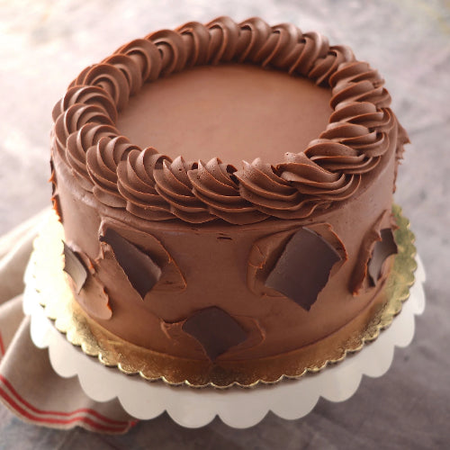 Chocolate Heaven Cake