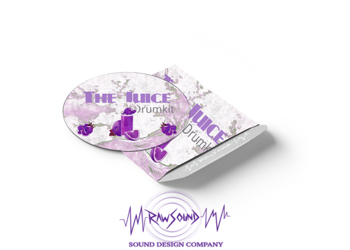 The Juice Drum-Kit - Rob B Beatz/RawSound