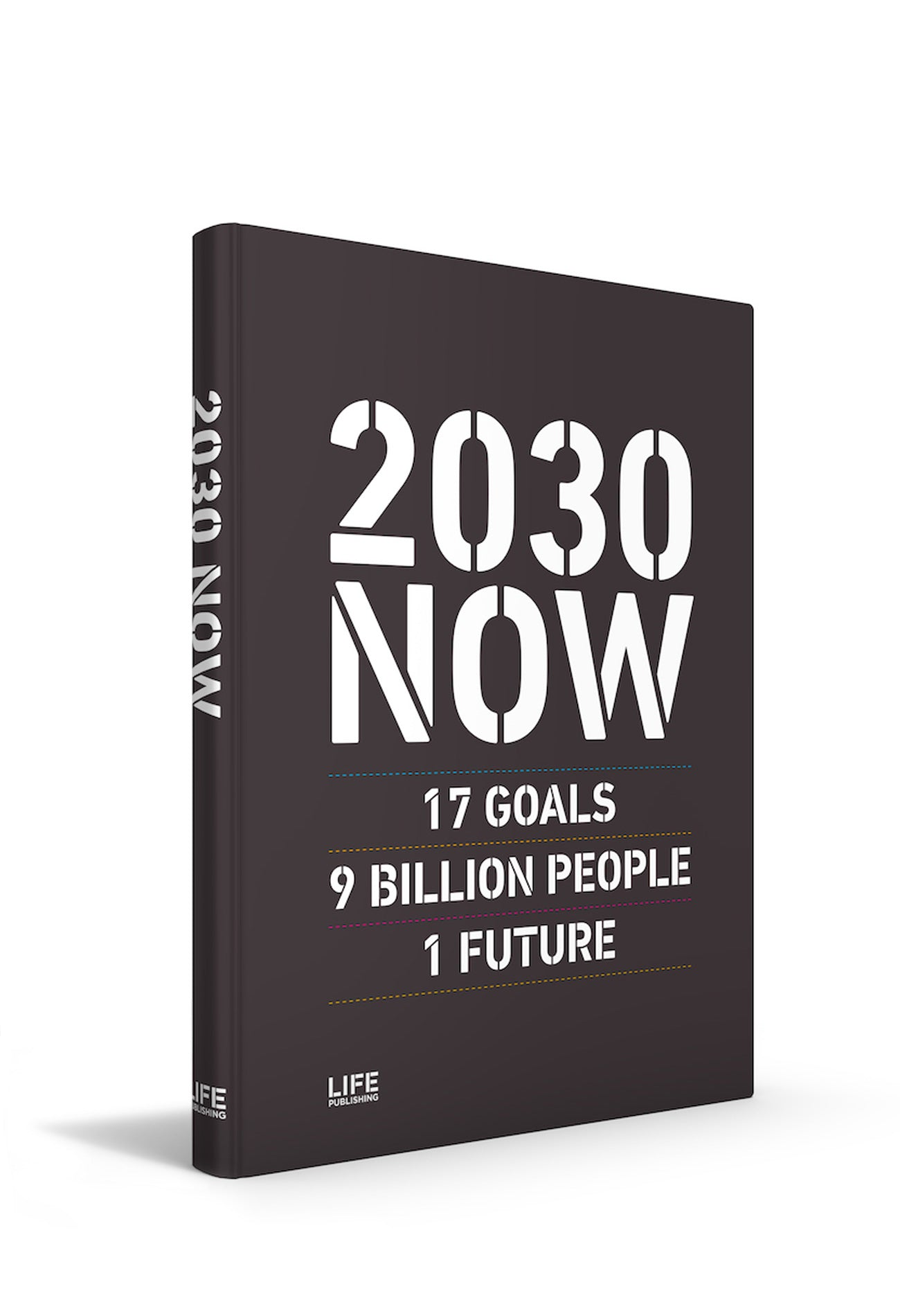 Cover page of the book 2030 Now