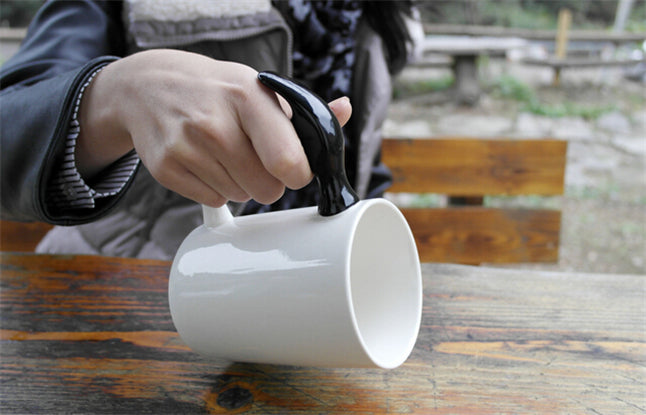 Hammer Handle Coffee Mug