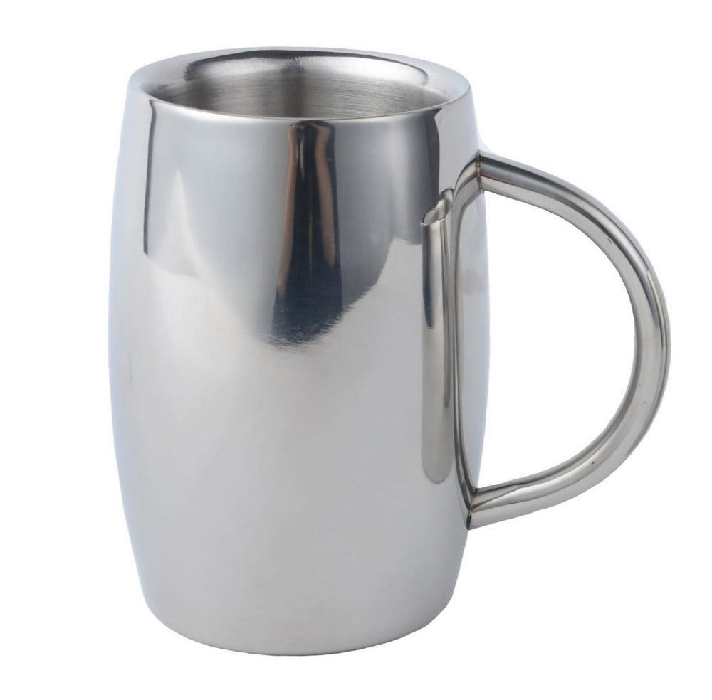 Stylish 16OZ Double Walled Stainless Steel Mug