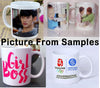 Personalized Text or Photo Coffee Mug