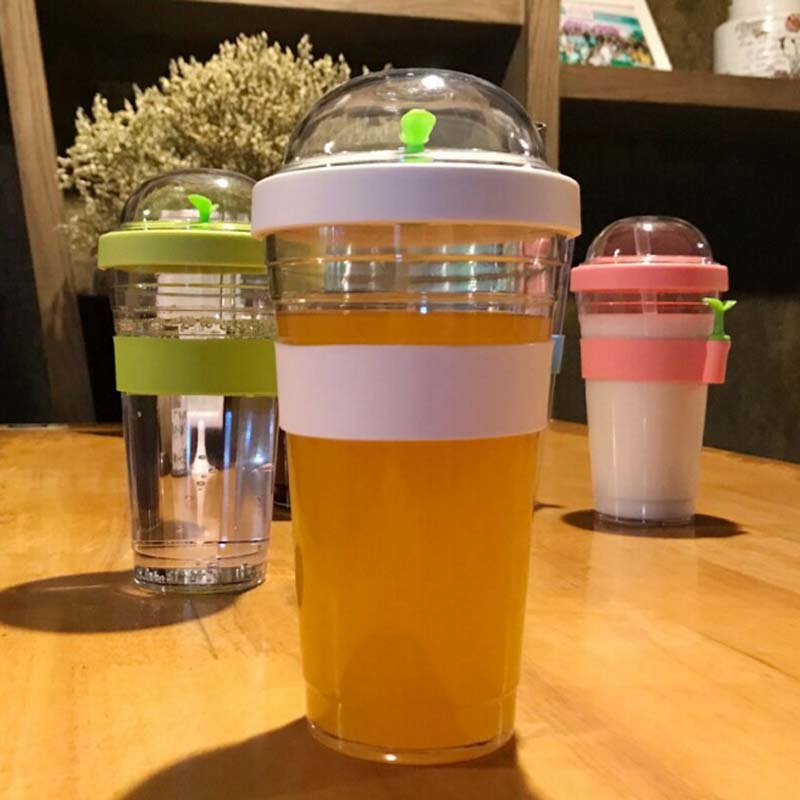 Fruit Infused Spill Proof Tumbler