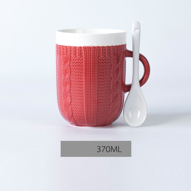 Cute Sweater Coffee Mug