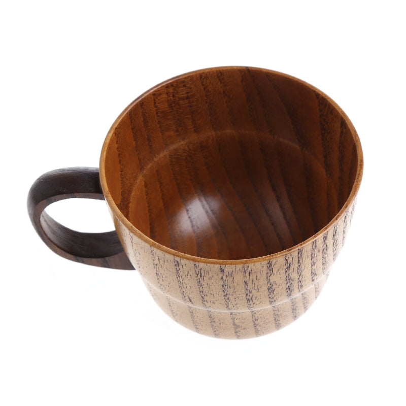Eco Wooden Tea Cup Mug