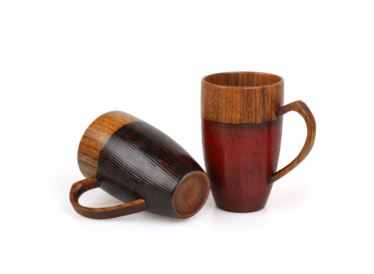 Premium Wood Tall Mug 320 ml