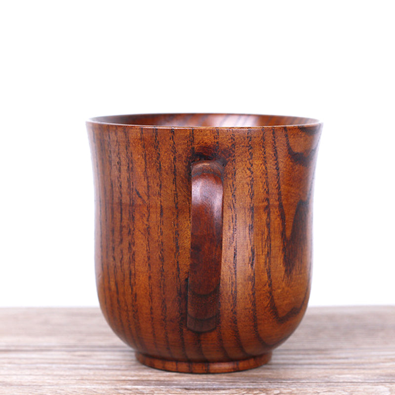 All Natural Wooden Coffee Mug 250 ml